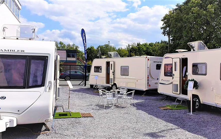 North Wales Caravans and Leisure caravans for sale